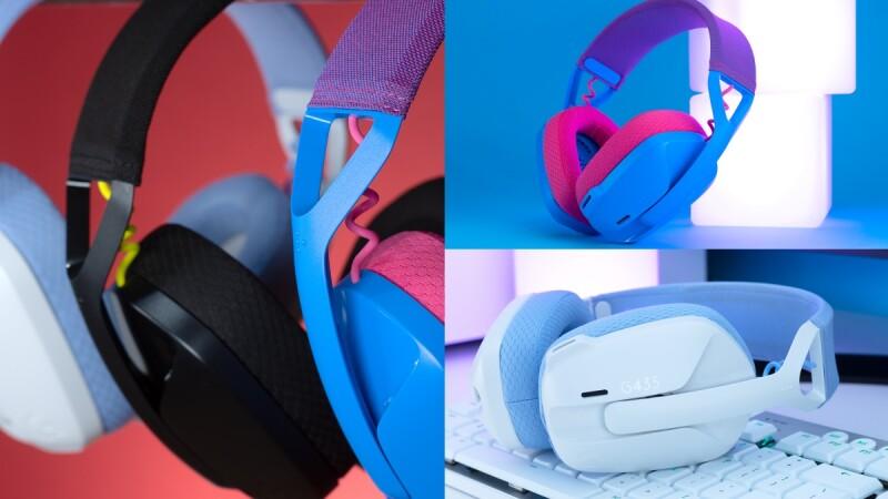 Logitech羅技超輕雙模無線藍牙耳機亮點TOP7!超降噪還可隨時切換模式