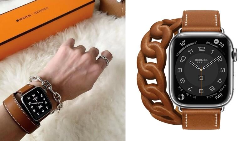 Apple Watch Hermès 7登場!錶帶新款、新色及購買資訊揭曉