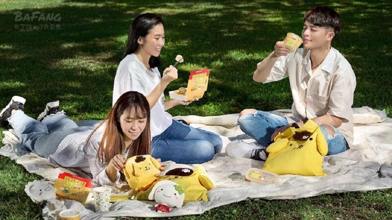【八方雲集 X 布丁狗】愛餡登場! 新品「布丁豆漿」、限量聯名商品,全面萌進你的心!