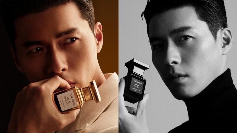 TOM FORD宣布2021亞太區首位品牌香氛形象大使玄彬!金色島嶼、神秘東方香水形象照陸續釋出