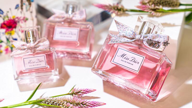 香遇Miss Dior Party!訂製專屬愛的關鍵字,#WakeUpForLove限定組合把香味變成愛的模樣!