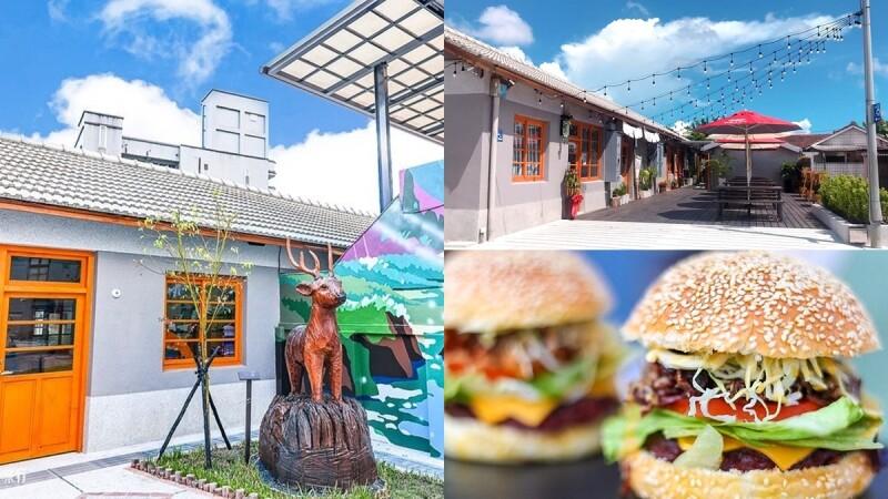 宜蘭新景點「蘭陽原創館」集結原住民文化、美食!還有水鹿彩繪牆必拍