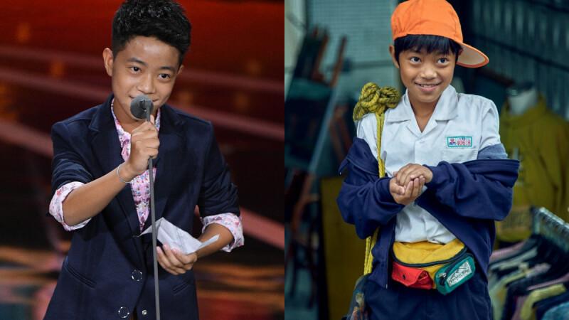 《天橋》李奕樵拿獎啦!12歲天才童星奪2021金鐘新人:「小不點永遠留在大家心中。」