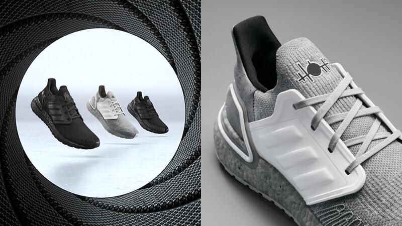 adidas X 電影007聯名系列開賣!4款球鞋亮點、售價一次看,還有龐德外套