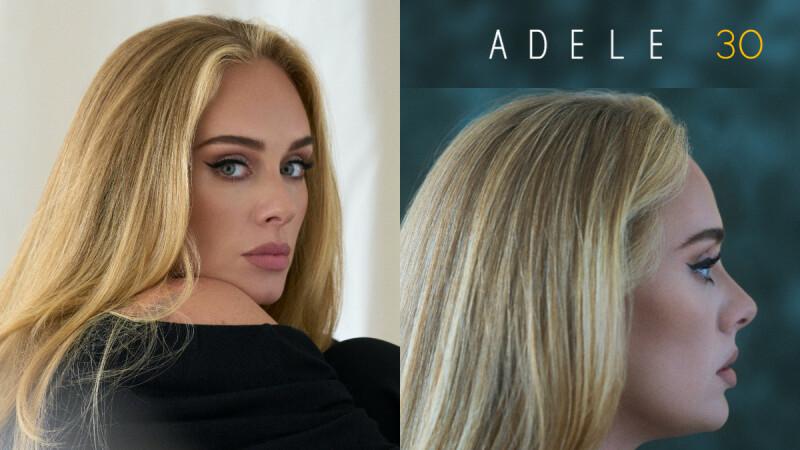 愛黛兒Adele專輯《30》11月19日發行!離婚後成為更好的人,動人自白「愛你自己,不失去自我,人生就會通透。」