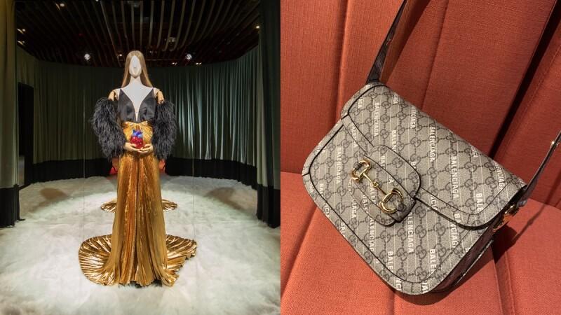 Gucci Aria系列抵台開賣!與Balenciaga聯名包款、配件盤點,直接鎖定這5款
