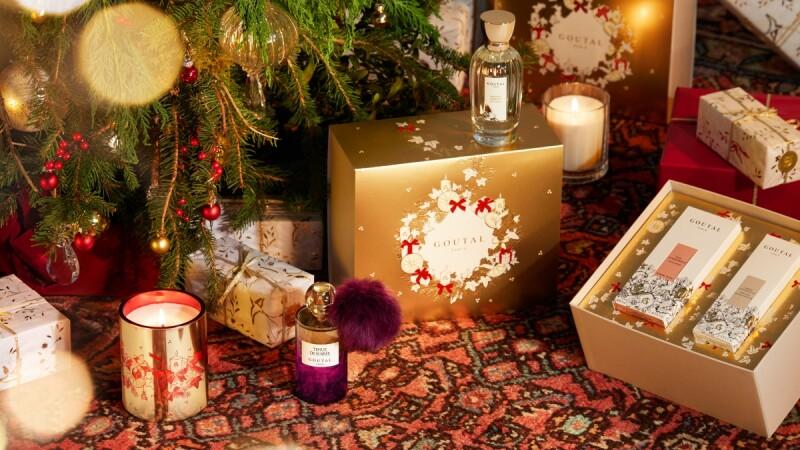 Goutal Paris 2021聖誕推出全球熱賣香水哈德良、小甜心禮盒和香氛蠟燭