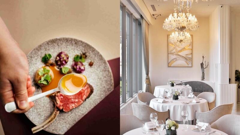 LOPFAIT樂斐法式餐廳菜單推薦!以法式烹調為底蘊,層層堆疊出不同驚喜