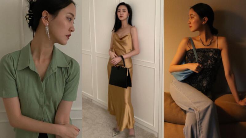 跟著「YI LU 盧」穿出低調高級感 effortless chic 風格,穿搭、飾品、妝容 3 大重點整理