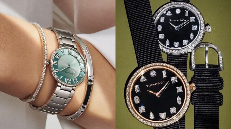 Tiffany & Co.不只鑽戒!2021全新鑽錶亮相,入內看6大系列手錶推薦