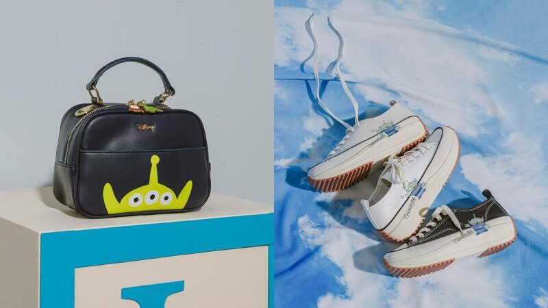 Grace Gift玩具總動員聯名再一發,肩背包、帆布鞋、兩用漁夫帽超欠收TOP5推薦