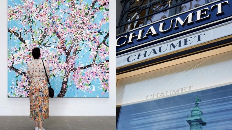 藝文控快筆記!Cartier、Chanel、Rolex...7個精品博物館及藝術展
