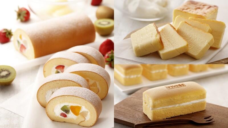 mon gâteau夢卡朵宅配甜點推薦!必吃台灣限定卡斯提拉、第五種起司蛋糕