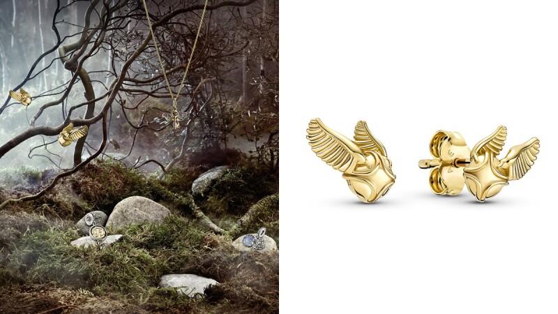 Pandora X哈利波特聯名系列再推貓頭鷹嘿美串飾、金探子耳環…4款首飾一次看