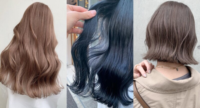 2021秋冬染髮範本:日本髮型師推薦透明系3髮色,由淺至深微持通透感!