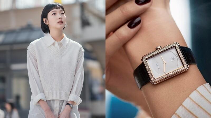 《柔美的細胞小將》金高銀同款手錶是它!長方形手錶5款推薦加碼看