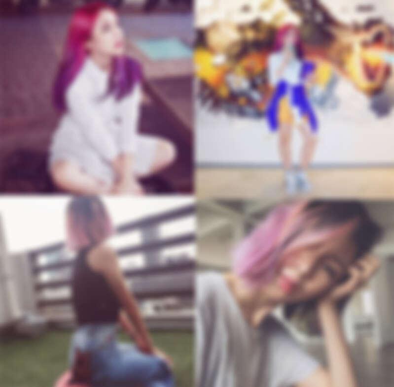粉紅髮色該怎麼穿?來看Pony和Irene Kim的親身示範!