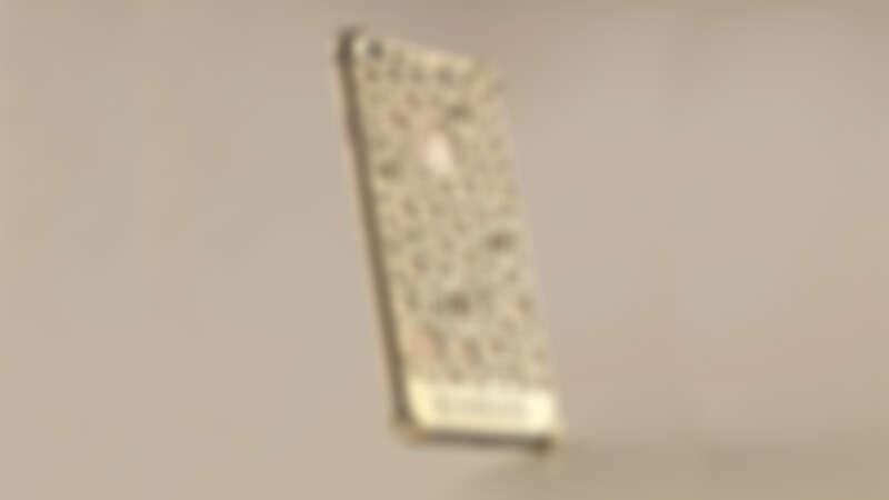 簡潔奢華 DAMIANI 打造iPhone7華麗手機殼