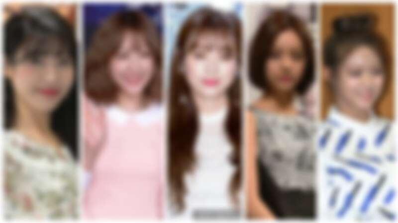 少女感完勝!5大韓星超 Cute 髮型