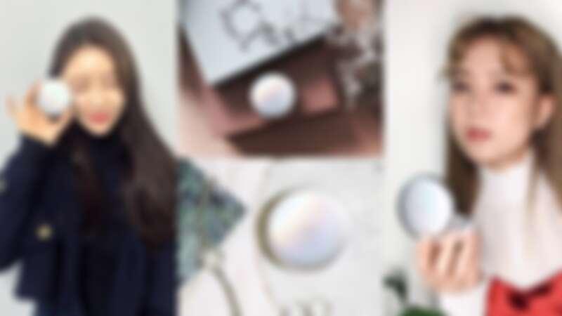 連素顏女神李沇熹也要靠它!現在韓國彩妝部落客人手一個是這款IOPE「水潤光透氣墊粉底」