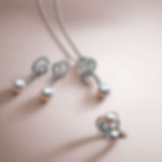 MIKIMOTO獻給新嫁娘的多種風格珍珠珠寶
