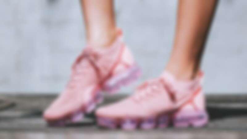 棉花糖般的裸粉色太美!NIKE AIR VAPORMAX夢幻新色跑鞋 台灣這裡買得到