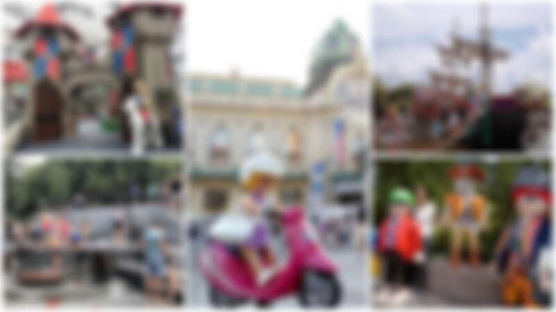 【米拉逛歐洲】摩比人帶我去旅行!直擊德國「摩比人樂園」不只萌,還要征服大人小孩!