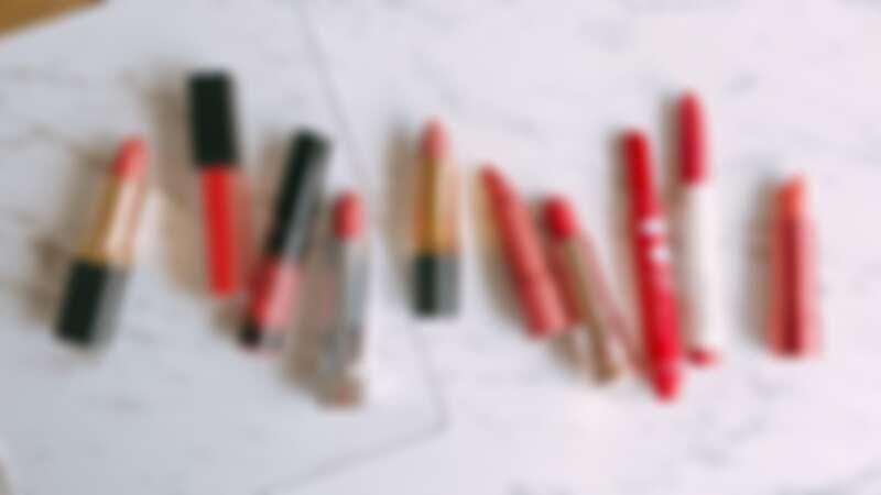 開架霧面口紅10款最美「玫瑰奶茶色」盤點,平價就能買到的超美唇色!