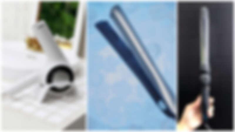 三大神級整髮單品Nobby by TESCOM修護離子吹風機、ghd造型夾、Paul Mitchell多角度電捲棒,實測告訴你選對整髮器有多重要!