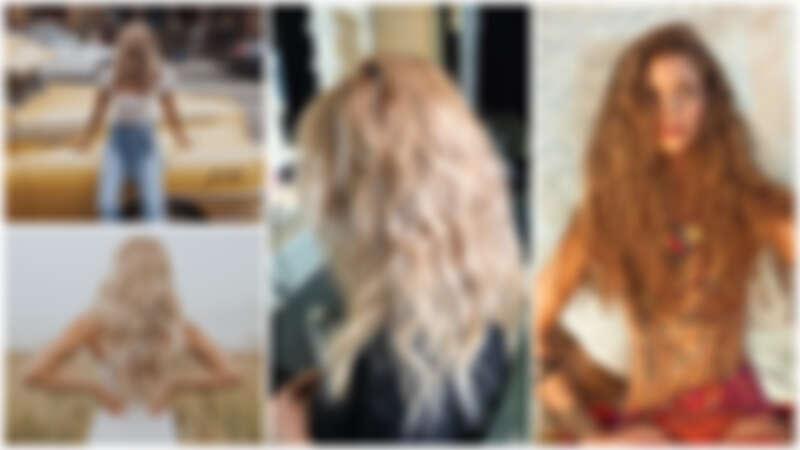2019不敗髮型就是它!歐美IG時髦度破表的慵懶微捲髮,靠平板夾3步驟搞定