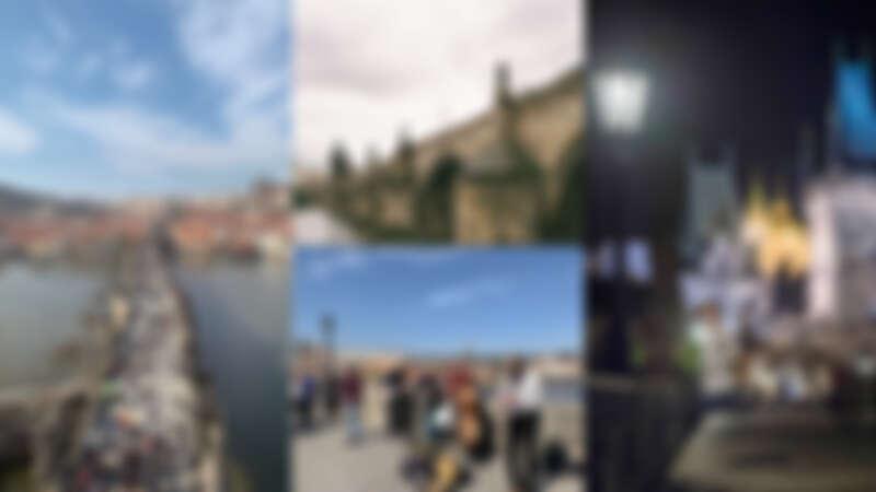 【米拉逛歐洲】布拉格私房景點「查理大橋」,九成觀光客都不知道!跟著內行人摸真跡,好運立刻到~