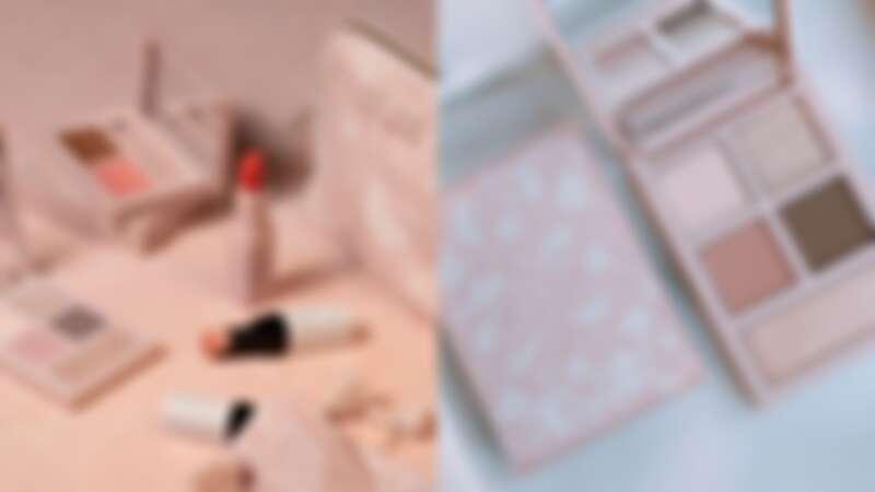 蕾絲刺繡眼影盤太仙!BOBBI BROWN X ULLA JOHSON聯名彩妝全系列氣質裸粉色包裝,不收說不過去
