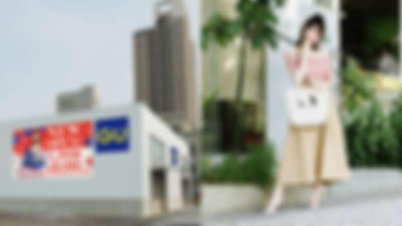 日本以外首間街邊店!GU打造面積200坪的購物空間,就降臨在台中崇德商圈