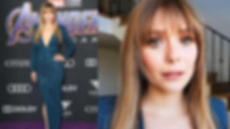 紅毯第一美!「緋紅女巫」伊莉莎白歐森,出席《復仇者聯盟:終局之戰》首映會時原來用了這些彩妝