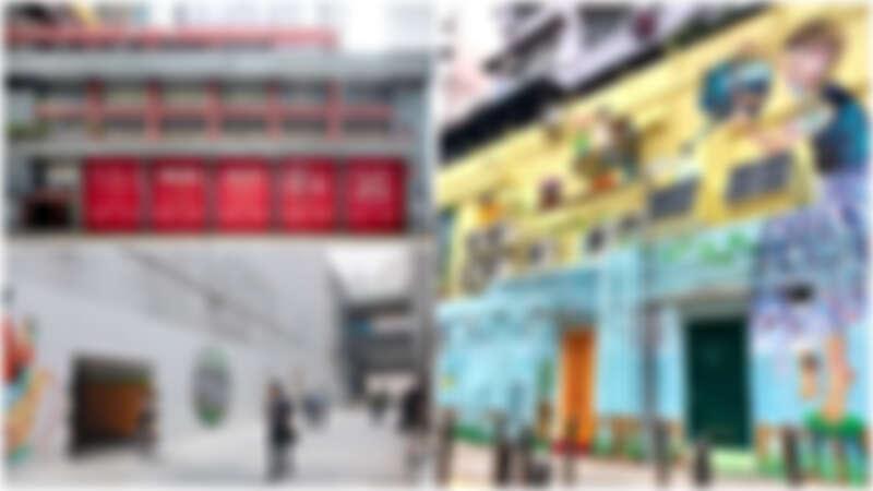香港自由行2019全新文青景點必踩:荃灣南豐紗廠文創區、西營盤藝里坊、灣仔街市壁畫 一下機就保持拍照狀態
