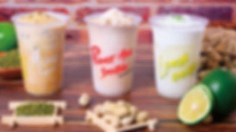 今夏必喝3款古早味冰沙!萊爾富獨家推出「泰山花生牛奶冰沙」、綠豆沙牛奶冰沙……限量登場