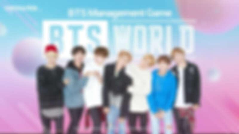 《BTS WORLD》防彈少年團手遊玩起來!可以和歐巴虛擬互動,當不成女友來當經紀人吧