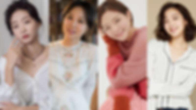 韓國非典型第二眼美女,從 孔曉振 到 《梨泰院 CLASS》金多美,都是戲劇圈的演技女神!
