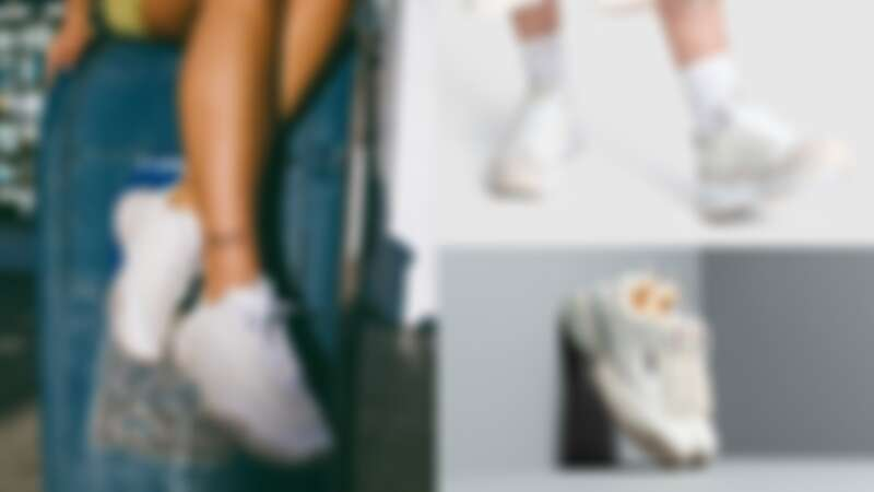 文青女孩鞋櫃必備!盤點5雙米白色老爹鞋,不只修飾腿長讓膚色更顯白