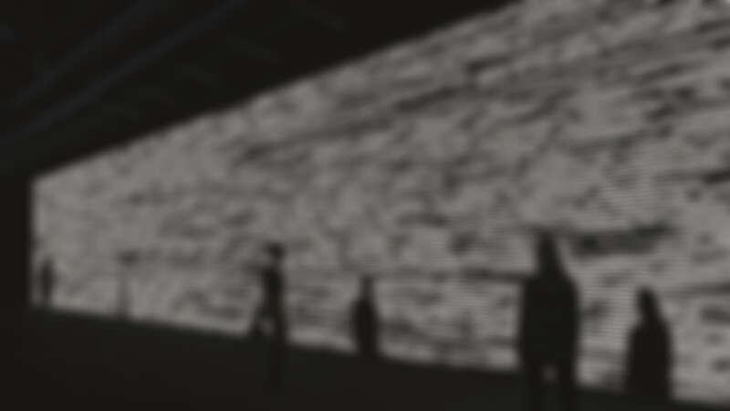 今年絕對要衝的藝術展覽!歡迎進入日本藝術家池田亮司的迷幻聲音宇宙