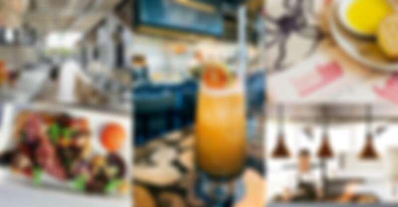 【Meg in London座標倫敦】國王十字車站周邊味蕾之旅,必吃這5間餐廳