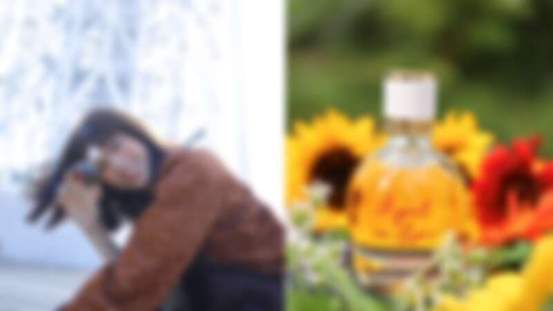 逸歡美好旅途中都有LANVIN相陪!看這瓶卡布里風情淡香水,為何成為她心中最暖愛香~