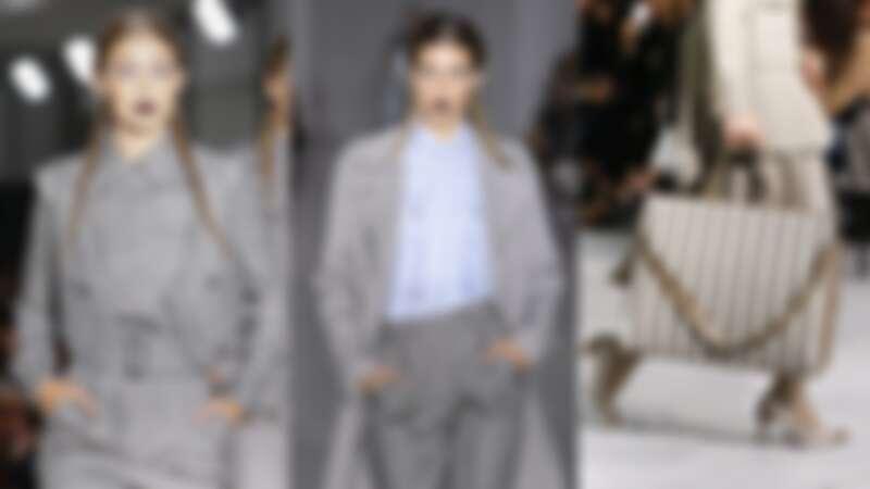 【米蘭時裝週】Gigi Hadid、Bella Hadid化身女龐德,Max Mara春夏大秀上演一場007間諜電影