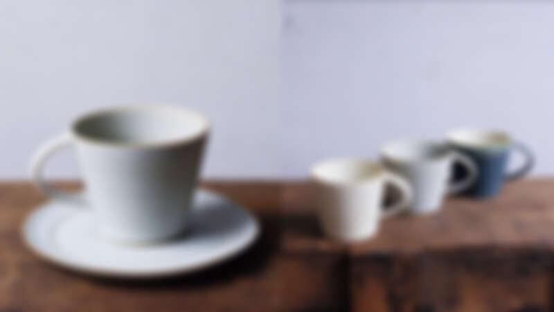 致寧靜美好的日常,日本八○後陶藝家安藤由香個展體現女性獨有的器皿美學