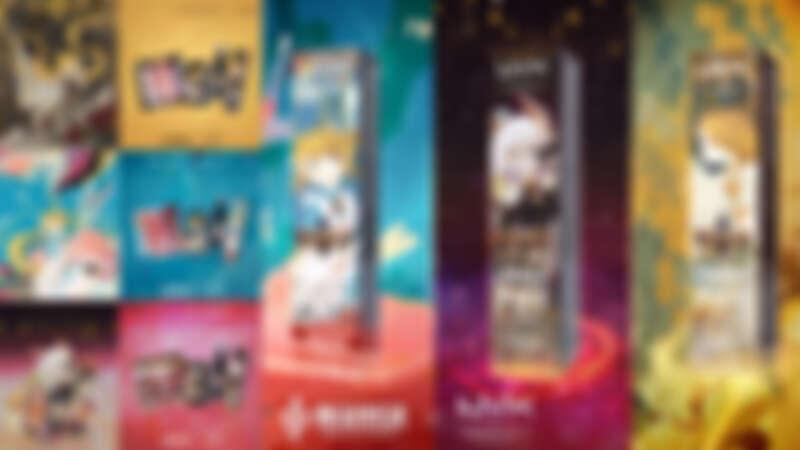 這聯名太狂!NYX《傳說對決》限量彩妝,筱清、刀鋒寶貝、安奈特和蘿兒都有專屬包裝!
