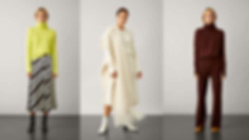 時髦精務必入手!充滿暖意的JOSEPH經典喀什米爾衫,絕對是最適合秋冬時尚穿搭永不退流行的單品啊~