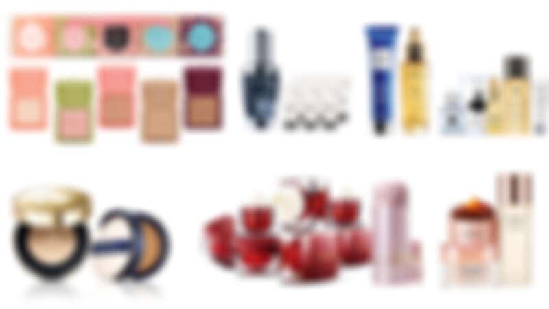 2019雙11優惠資訊!專櫃開架10大品牌彩妝保養組合,詳細價格完整整理!