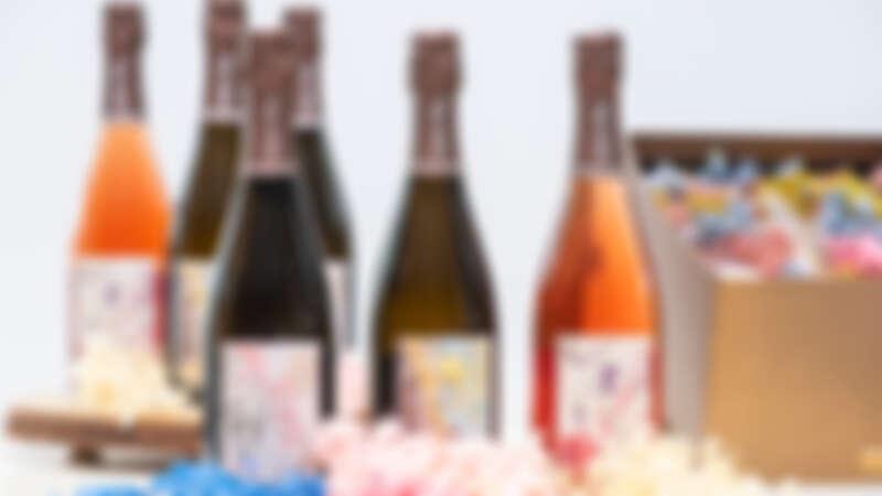 香檳狂粉喝起來!Laherte Frères拉耶特推出全新花標系列,不甜粉紅香檳微醺女孩必試