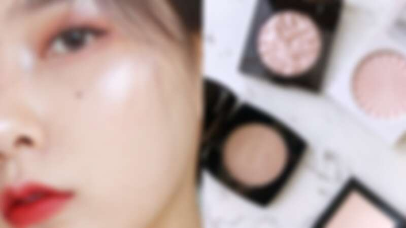 5款神級「粉紅珍珠色」打亮盤推薦,不僅提亮還能增加臉部戀愛好氣色,一抹就是臉上那道高級光!