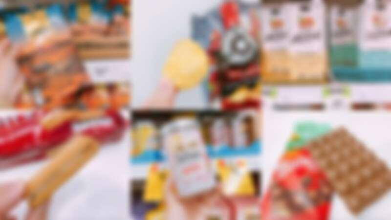 【買得巧】澳洲超市必買10樣零食伴手禮推薦!鴕鳥肉乾、Red Rock Deli洋芋片、TWININGS冷泡茶、V8果汁…好吃又好買